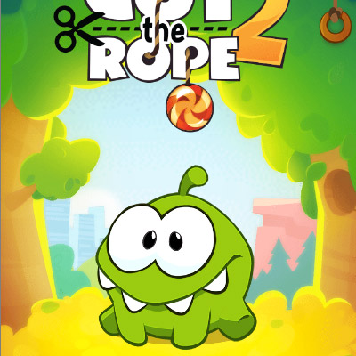 Game Cut the Rope 2 - Game cắt dây thừng 2