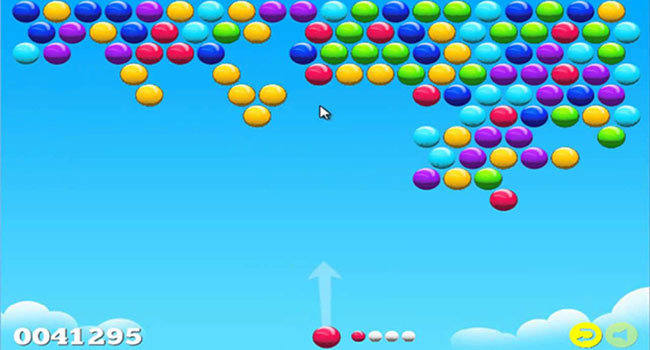 Game bắn bóng - Smarty Bubbles
