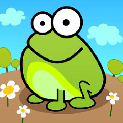 Game Tap the Frog Doodle html5 hay